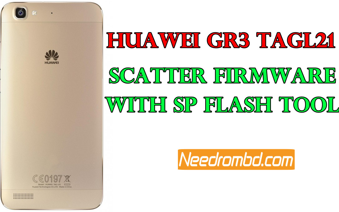 Huawei TAG-L21 Scatter Firmware
