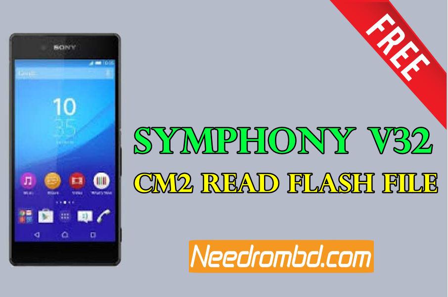 Symphony V32 Cm2 Read Firmware