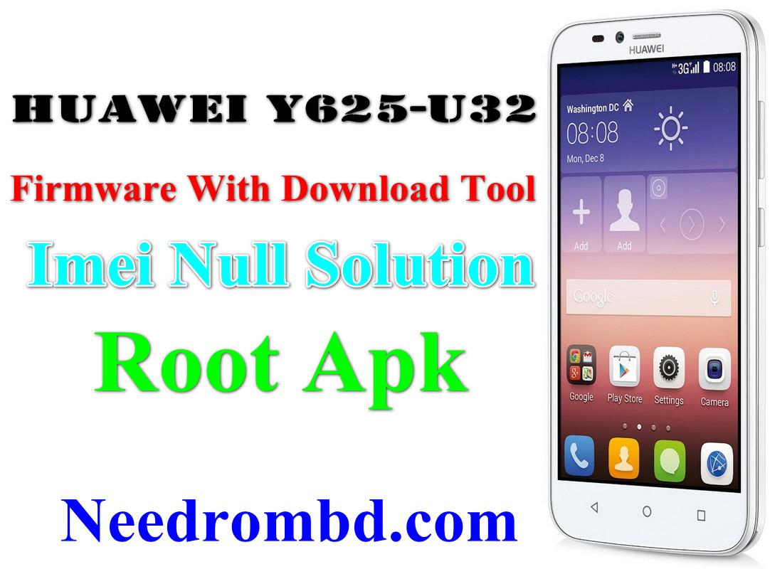 Huawei Y625-U32 Firmware