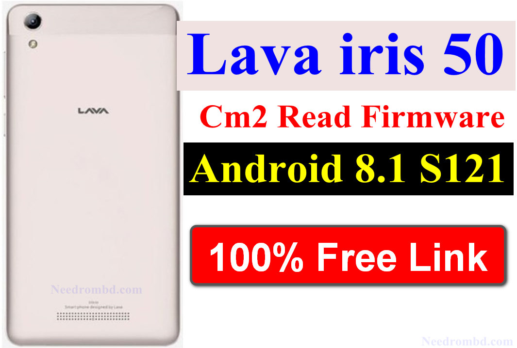 lava iris 50 flash file