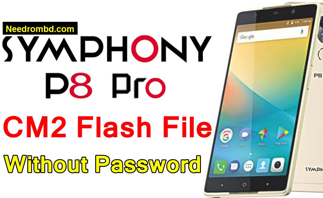 Symphony P8 Pro Flash File