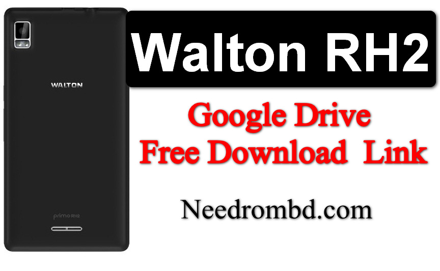 Walton RH2 Flash File