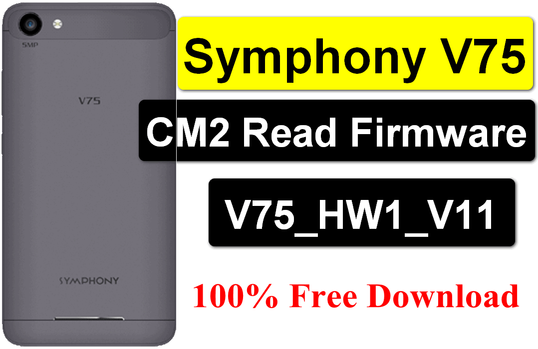 Symphony V75 Cm2 Read Flash File