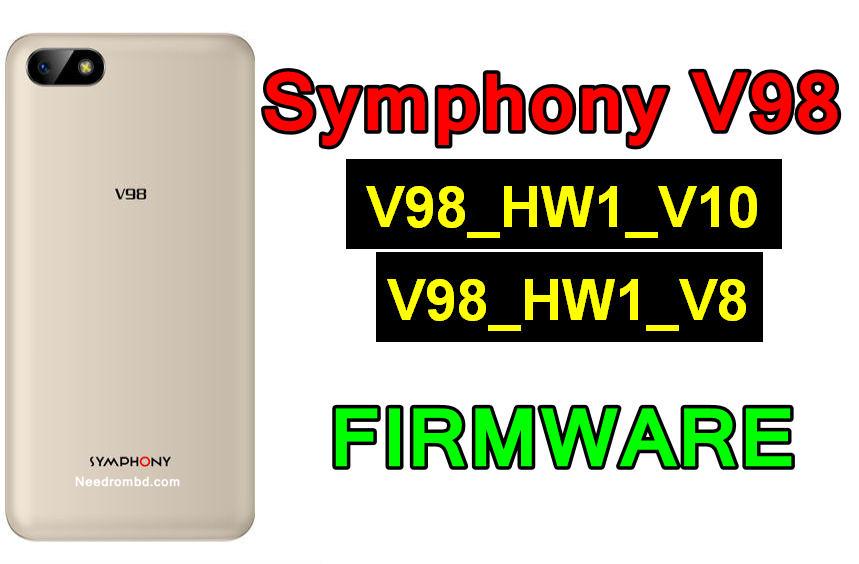 Symphony V98 sp7731e Cm2 Read