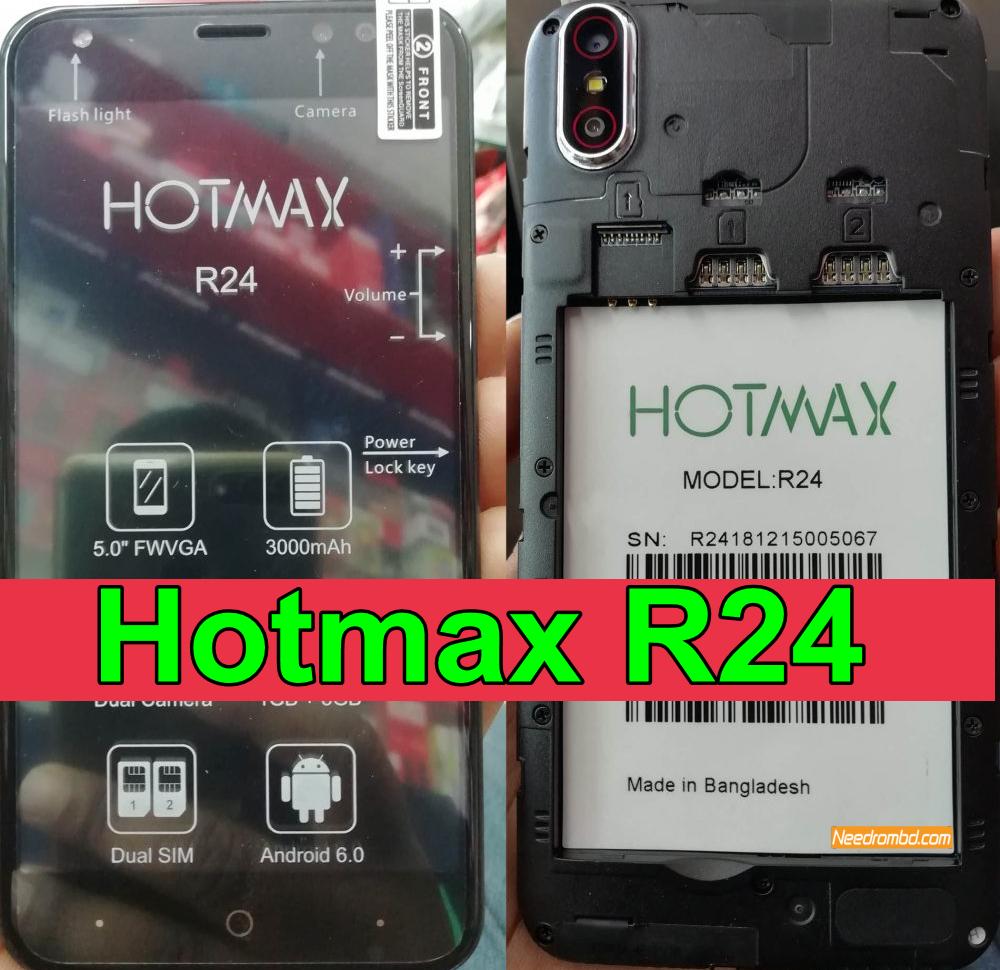 Hotmax R24 Firmware