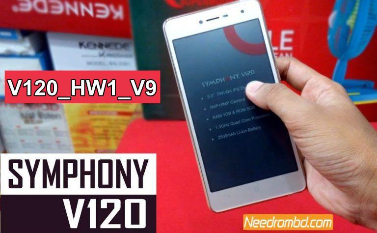 Symphony V120 [V120_HW1_V9]